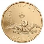 かわいらしいコインのあだ名「ルーニー」と「トゥーニー」・ルーニーは硬貨だけでなくカナダドルそのものも意味します