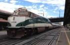 割引切符(Saver)ならバンクーバーからシアトルの列車が31ドル