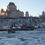 世界遺産の街・ケベックシティ