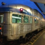 VIA鉄道のエコノミークラス(座席車)