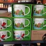 バンクーバーはスターバックス国外進出1号店の街なので、マグカップはお土産におすすめ