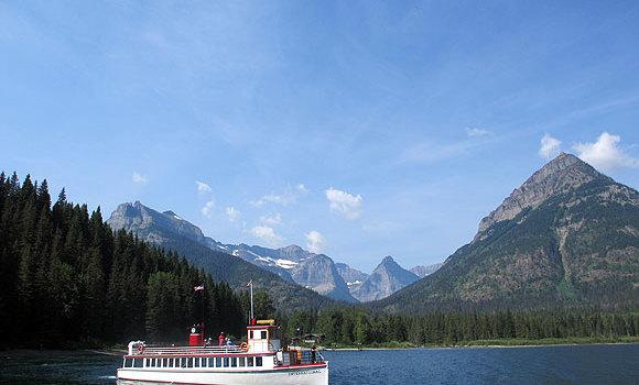 地元カナダでも知名度が低い世界遺産 Waterton ウォータートン国立公園