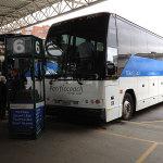 バンクーバーからビクトリアへは乗り換えなしの直通バス「BCフェリーコネクター (BC Ferries Connector)」が便利でおすすめ