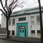 バンクーバー日本人街の名残り④ 日系人カトリック教会