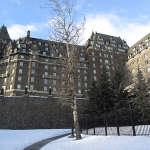 カナダ建国の象徴・大陸横断鉄道(カナディアンパシフィック鉄道)が造ったバンフスプリングスホテルのお土産