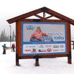 オカナガンのスキー場、特にケロウナ郊外のビッグホワイトBig Whiteはパウダースノーで人気