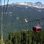 ウィスラー観光の目玉「peak 2 peakゴンドラ」 2015年冬は11月26日から運行再開
