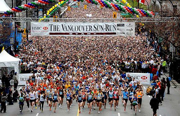 vancouver_sun_run photo